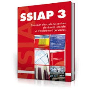Photo libre de droit illustrant la formation : SSIAP 3 Recyclage